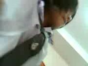 เด็กไทย นักศึกษา นมสวย คาชุด sex