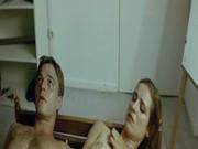 ฉากที่ถูกตัดออกหนังดังฝรั่ง ดาราหญิงฮอลลีวู้ดกำลังดัง มาฉายที่ไทยโดนแบนได้กับพระเอกเย็ดจริง