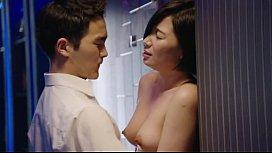"""หนังโป๊เกาหลี """"New Folder"""" สอนเล่นรักแนวโคเรียนเห็นนมชัดเย็ดจริงไม่เห็นหี น่าเสียดายแต่ครางเสียวเหมือนโดนควย"""
