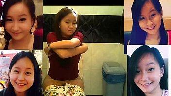 ทีเด็ดแอบถ่ายในห้องน้ำ ว่าเป็นลูกไฮโซกำลังดังในวงการ นั่งฉี่ที่เมืองไต้หวันxXxเช็ดหีสะอาด ร่องหีเหมือนนักเรียน