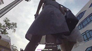 sexthai แอบถ่ายกางเกงในสาวอ้อฟฟิศภาค2 วินมอเตอร์ไซต์เงี่ยนแต่เช้า เดินเนียนตามส่องกกน. เอาคลิปไปว่าวควย