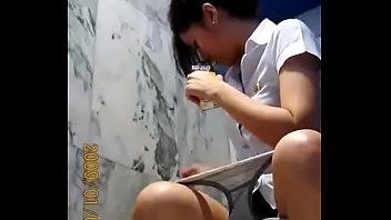 แอบถ่ายห้องน้ำ แอบถ่ายหี ห้องน้ำ หีนศไทย หีนศ
