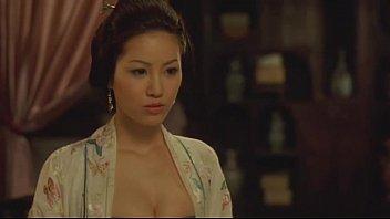 หนังโป้จีน 2017 The Forbidden Legend Sex & Chopsticks ไม่เซ็นเซอร์นางสนมแก้ผ้านั่งชิงช้า โดนเจ้าชายจู่โจมเข้าดูดหัวนม ลากมาปี้ ซั่มจนแตกในไม่เหลือ